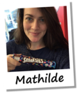 Mathilde, chef de produit SMARTIES®